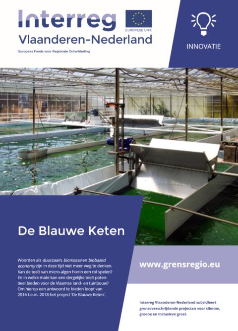 De Blauwe Keten: De wereld van spirulina