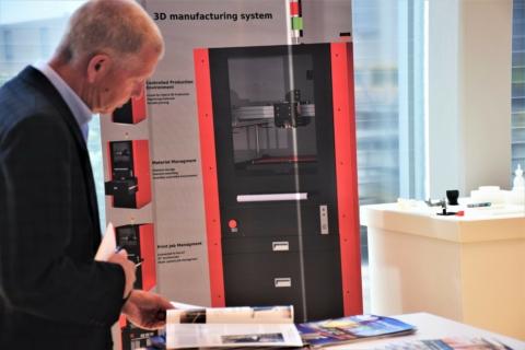 Accelerate³ zorgt voor sterk 3D print-ecosysteem in de grensregio