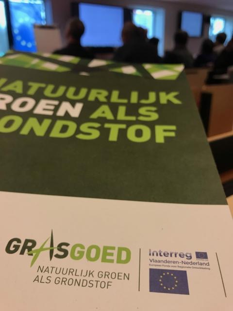 Symposium GrasGoed: kansen voor natuurbeheer