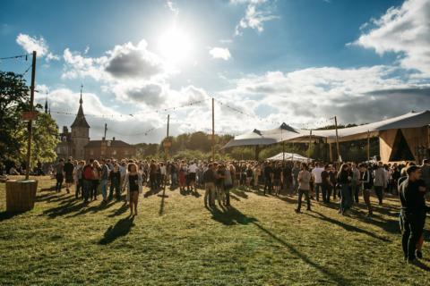 Festival Paradise City oogst internationale erkenning met hun ecologische inzet!