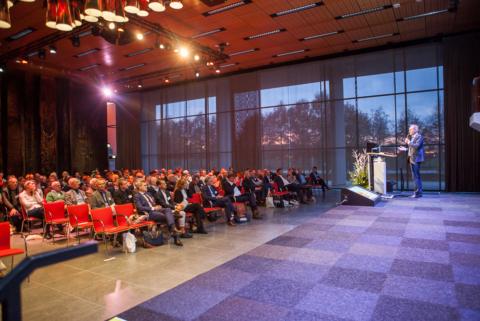 Waterstofregio 2.0: geslaagd congres 10 jaar WaterstofNet