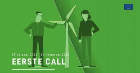 CrossRoads2 Sustainable Energy: eerste call