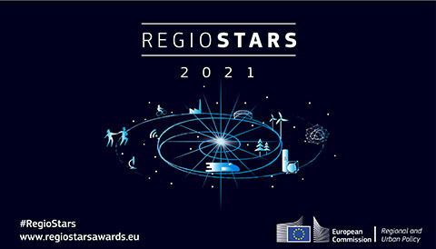 Doe mee aan de RegioStars Awards 2021 voor regionale EU-projecten!