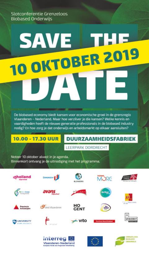 Grenzeloos Biobased Onderwijs: Slotconferentie