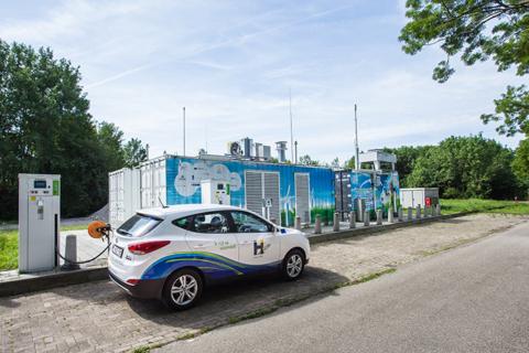 Waterstofregio 2.0: Webinar 'Waterstof in het Vlaamse passagiers- en goederenvervoer'