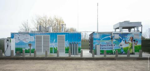 Waterstofregio 2.0: uitbreiding tankstation op de Automotive campus in Helmond