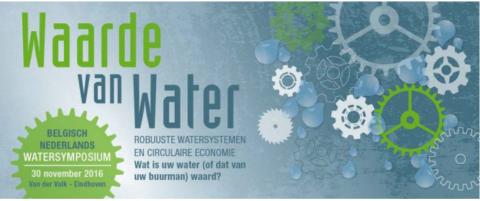Belgisch-Nederlands watersymposium