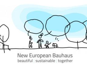 NEW EUROPEAN BAUHAUS: oproep projectenideeën voor het duurzaam en stijlvol renoveren van gebouwen
