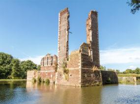 Revivak: bouw mee aan een 17de eeuws kasteel!