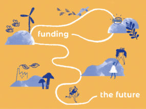 Interreg Vlaanderen-Nederland nodigt je graag uit voor Funding: The Future!