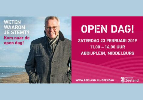 Open Dag Provincie Zeeland