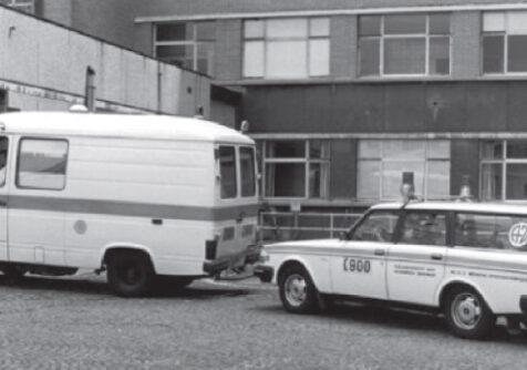 30 jaar Interreg: Vervoer kritisch zieken en gewonden