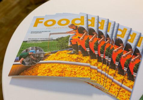 Food From Food: digitaal eindcongres