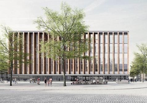 TERTS: innovatieve verwarmings- en koelingsinstallatie in nieuw concert-en congresgebouw Stad Bruggge