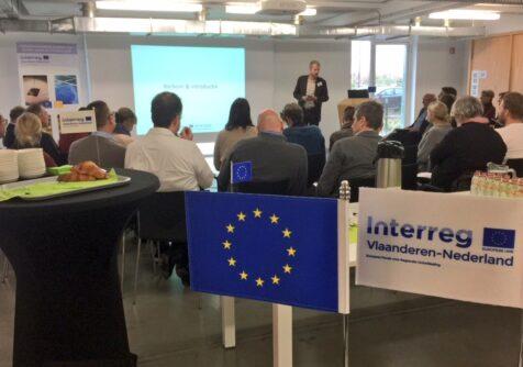 Vlaams-Nederlandse energieprojecten vormen duurzame community