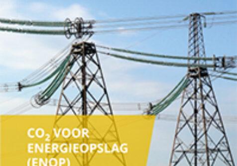 CO2 voor energie opslag (EnOp)