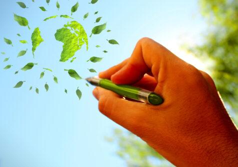 Grenzeloos Biobased Onderwijs: Het nieuwe goud is groen