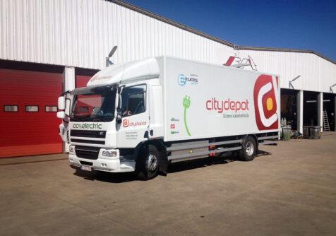 Op weg naar duurzaam transport: Diagnostische tool E-Trucks