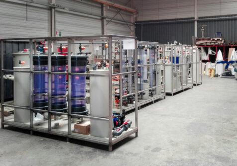 IMPROVED: demonstratie waterzuiveringstechnieken
