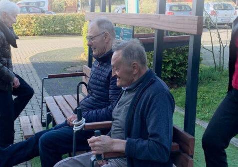 CrossCare: Stad Aarschot plaats mobiele beweegbanken