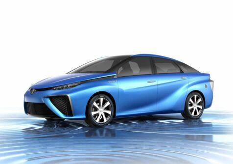 Kanaal Z: Toyota, Air Liquide en KULeuven over waterstof voor mobiliteitstoepassingen