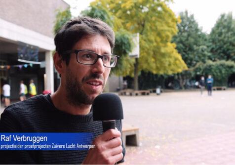 Zuivere Lucht: door de ogen van het Xaveriuscollege in Antwerpen