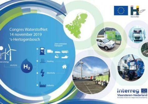 Waterstofregio 2.0: congres '10 jaar Vlaams-Nederlandse samenwerking rond waterstof: ervaringen en perspectieven