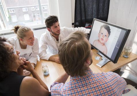 CrossCare: InnoLeren: samen innoveren, samen leren'