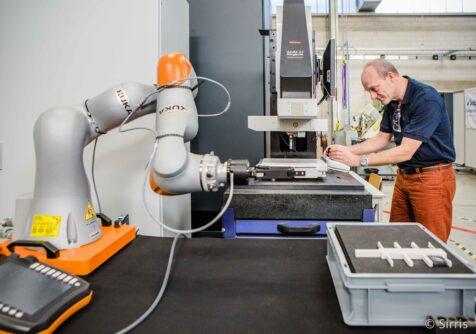 Fokus: Unieke demonstratie van digitale 3D-meetmicroscoop