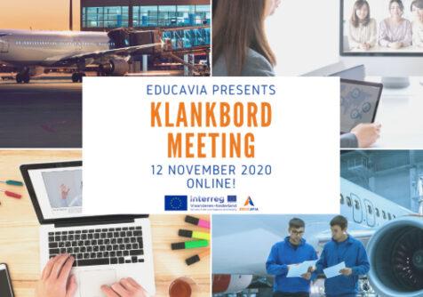 Educavia: klankbordmeeting Vlaanderen 2020