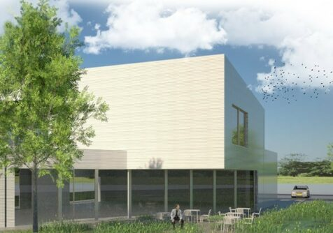 PROOF: eerste spadesteek onderzoeksgebouw voeding & gezondheid