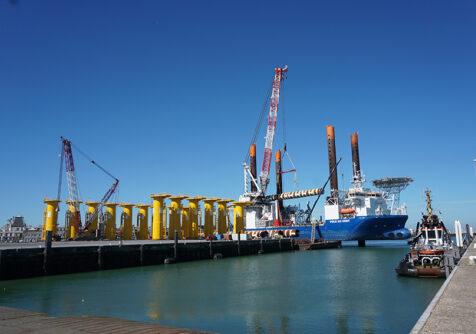 Trucks met 'slim' zeil tegen havencriminaliteit