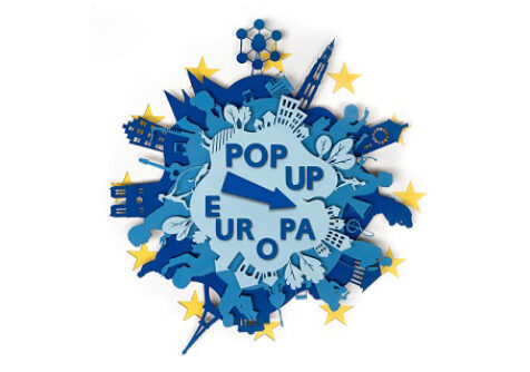 Pop Up Europa landt in Heist-op-den-Berg