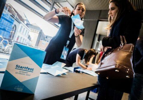 Lancering digitaal startersplatform in Gent