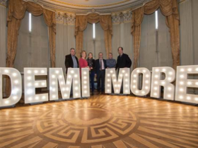 Demi More: oplevering Samenwijscentrum Esbeek