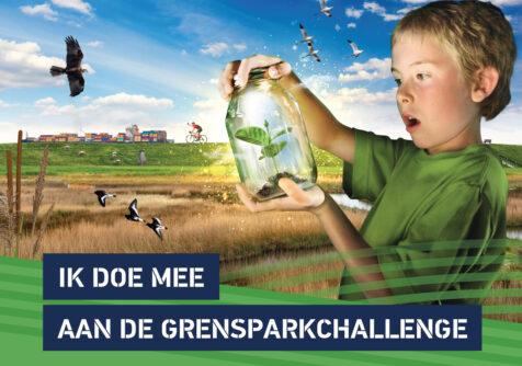 De Grenspark Groot-Saeftinghe Challenge is op zoek naar jou!