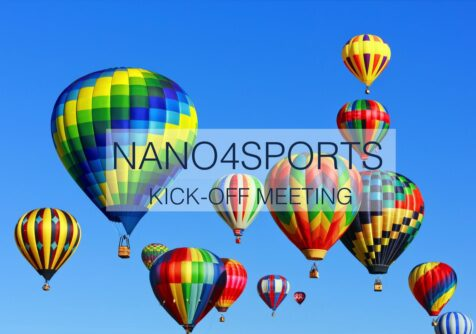 Kick-off meeting Nano4Sports