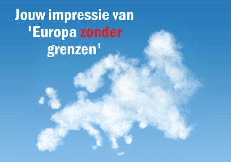 Fotowedstrijd: Stel je een Europa zonder grenzen voor