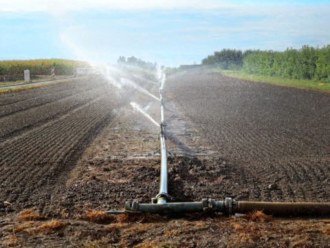 F2AGRI (effluent to agriculture)