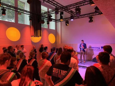 See2Do!: inhuldiging van The Student Village