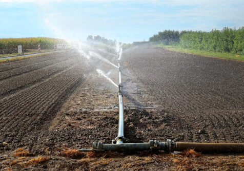 F2AGRI: Water voor de agrovoeding